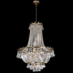 Searchlight 9112-52GO Versailles Crystal