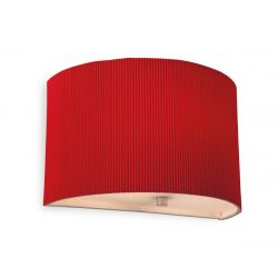 Firstlight 8632RE Clio Wall Light