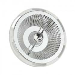 15W 230V LED GU10 AR111 Cool White 45 degree Reflector