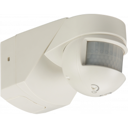 IP55 200 degree PIR sensor - white