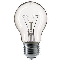 Philips 40W 240V ES/E27 A55 GLS Dimmable Incandescent Light Bulb