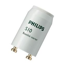 Philips S10 Fluorescent Lamp Ecoclick Starter Switch 4-65w 220/240v