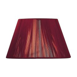 Mantra MS044 Silk String Shade Red Wine 400mm