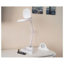 Eagle Desktop LED Articulated Illuminated Magnifier With 6